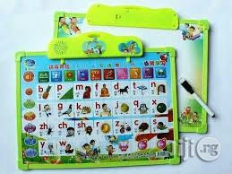 Children Multifunctional Learning Pad With Writing Board (Wholesale and Retail) | Toys for sale in Lagos State