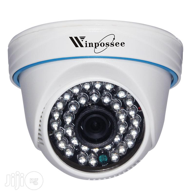 Wireless 8 Channel CCTV Camera System + Installation   Building & Trades Services for sale in Alimosho, Lagos State, Nigeria