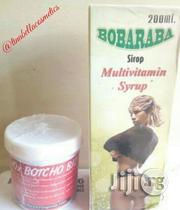 Botcho Cream Plus Bobaraba Syrup (Butt And Hip Enlargement)   Sexual Wellness for sale in Lagos State
