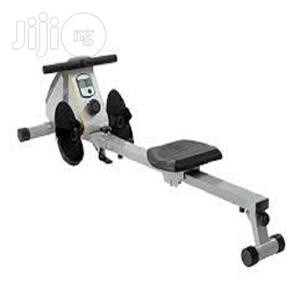 Abdominal/Muscle Toning Rower Fitness Machine | Sports Equipment for sale in Rivers State, Port-Harcourt