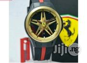 Ferrari Two-tone Rubber Strap Watch | Watches for sale in Lagos State