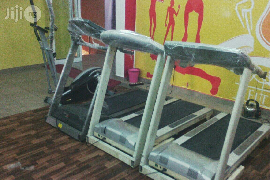 Gym/Sport Equipment Suppliers Sales And Free Installations | Fitness & Personal Training Services for sale in Surulere, Lagos State, Nigeria