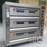 3 Deck Bread Oven | Industrial Ovens for sale in Gombe State, Balanga