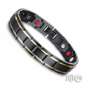 Stainless Steel 316L Bracelet - Black | Jewelry for sale in Ogun State, Ijebu Ode