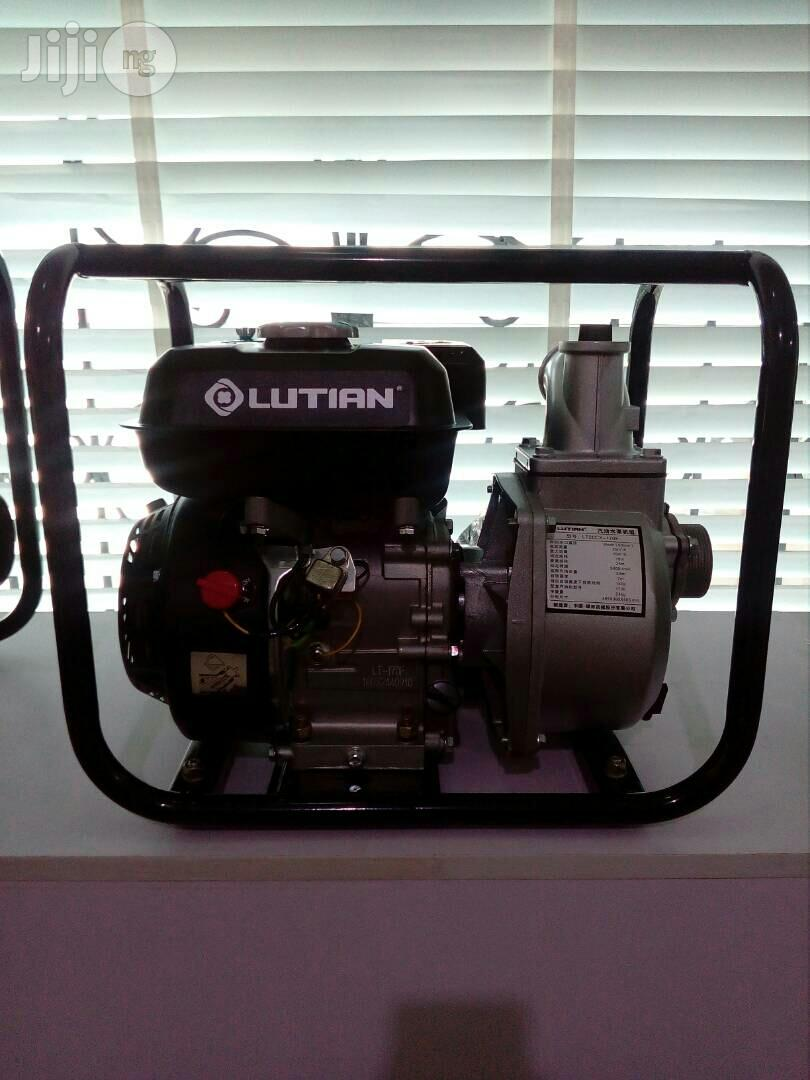 Quality Lutian Water Pump - LT20CX-168F