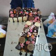 Yummy Number 7 Birthday Cake   Meals & Drinks for sale in Lagos State, Lekki Phase 2