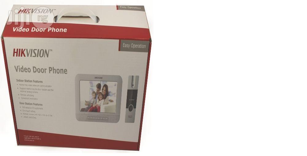 Hikvision Video Door Phone DS-KIS202 | Home Appliances for sale in Ikeja, Lagos State, Nigeria