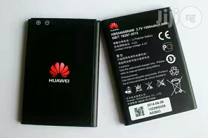 Huawei Battery for Swift and Spectranet 4G Mifi Wifi Modem | Networking Products for sale in Ikeja, Lagos State, Nigeria