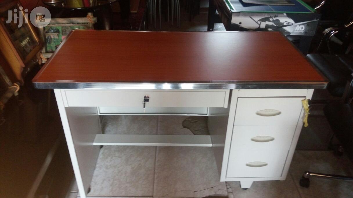 4fit Metal Office Table