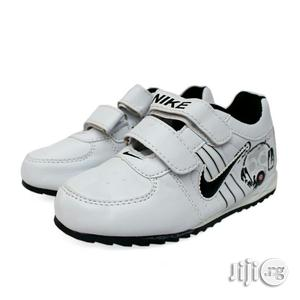 Nike White Canvass for Kids | Children's Shoes for sale in Lagos State, Lagos Island (Eko)