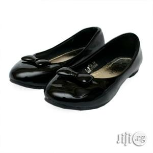 Bibas Flat Black Shoe for Girls   Children's Shoes for sale in Lagos State, Lagos Island (Eko)