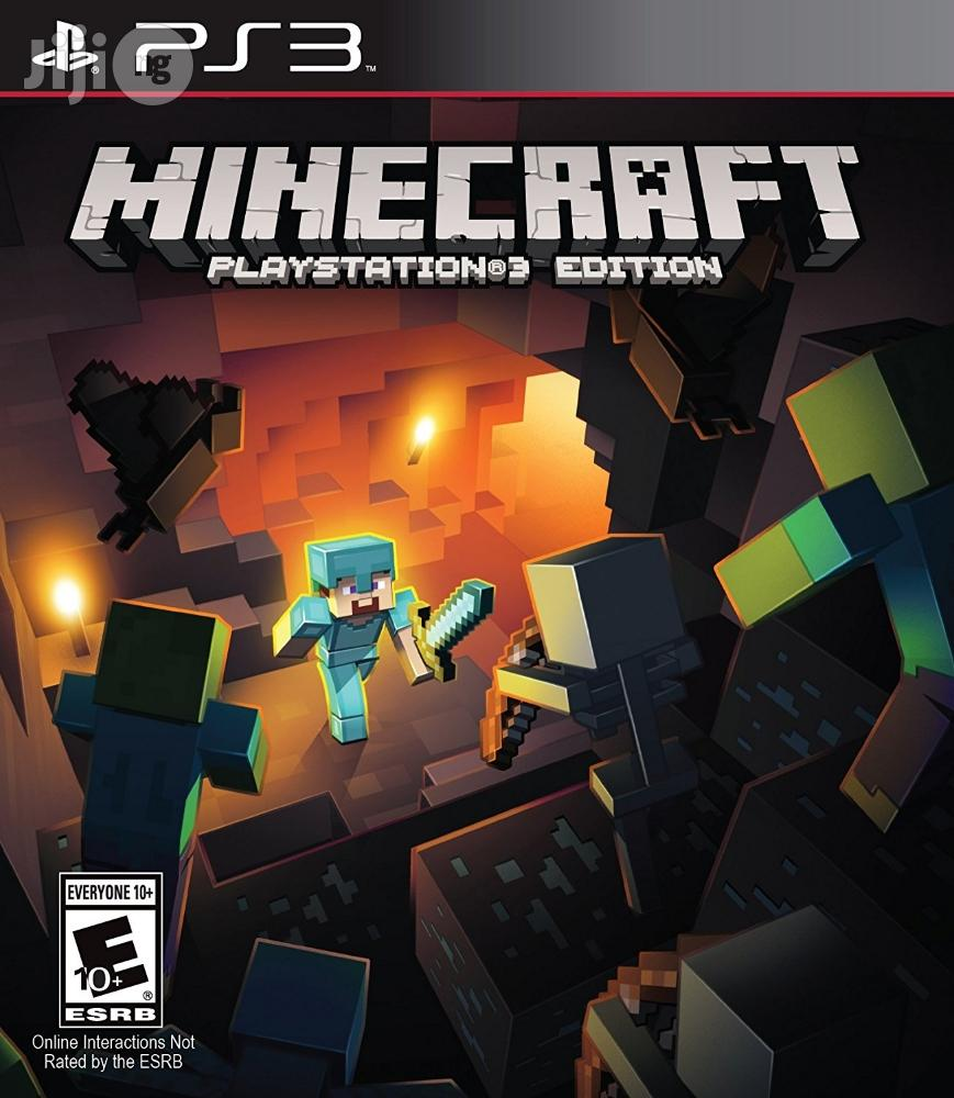 Archive: Brand New Minecraft - Playstation 3