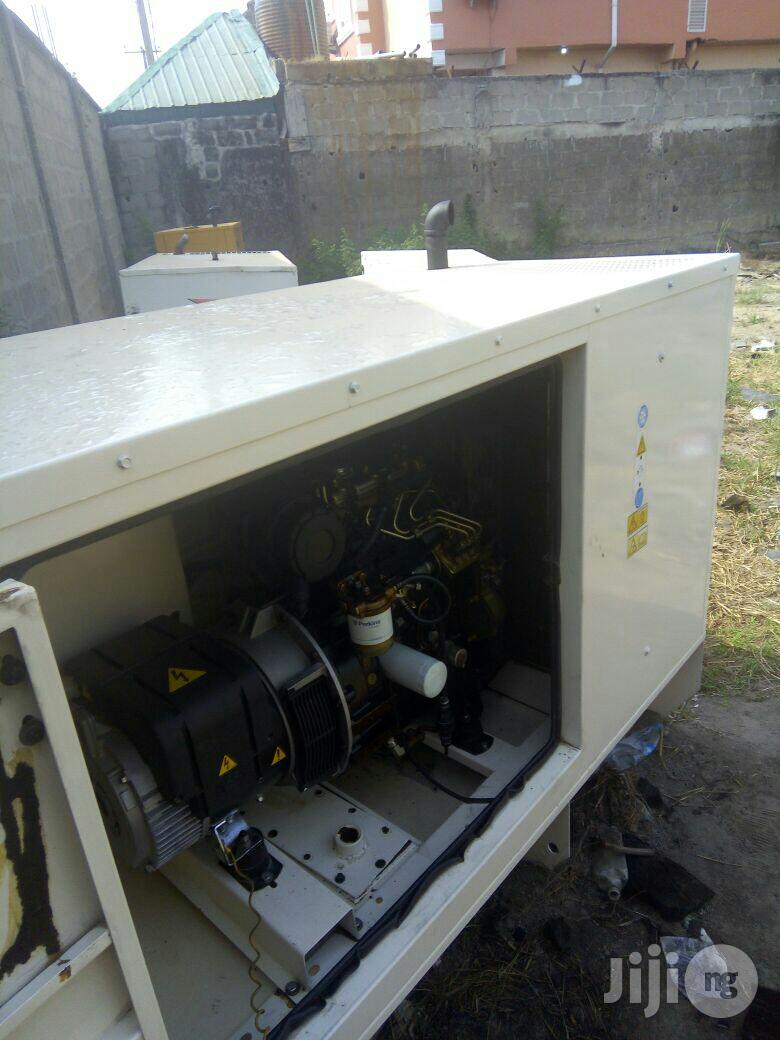 Used UK Perkins 15kva Jubaili Generator | Electrical Equipment for sale in Ifako-Ijaiye, Lagos State, Nigeria