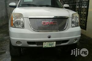 GMC Yukon 2009 Denali 4WD White   Cars for sale in Lagos State, Lekki
