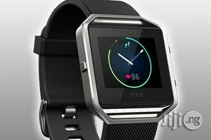 Fitbit Blaze Track Wireless | Smart Watches & Trackers for sale in Lagos State, Ikeja
