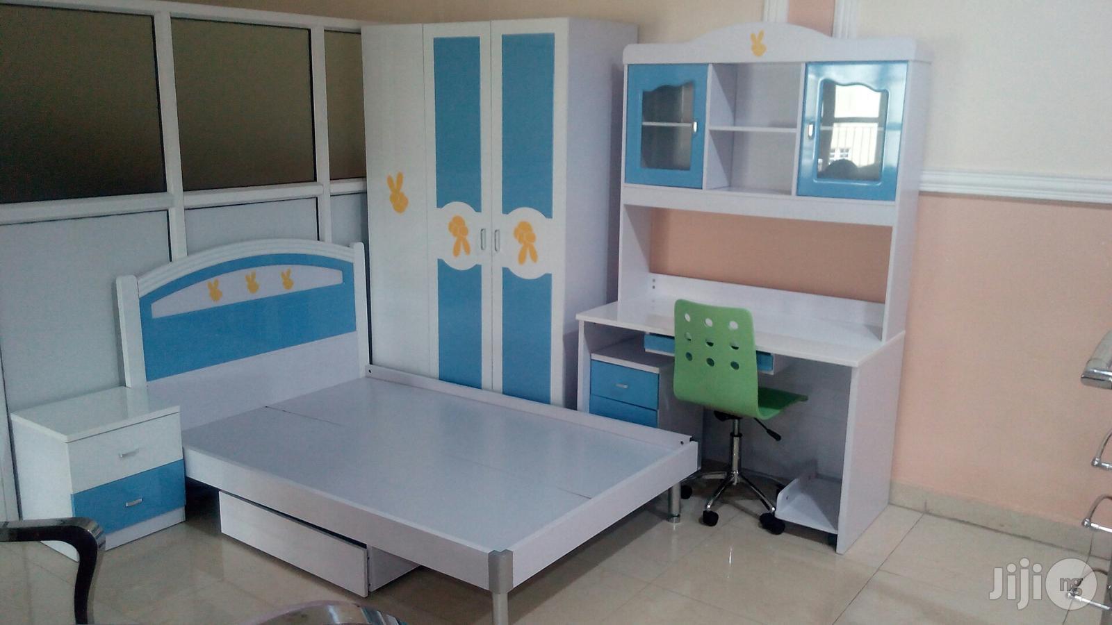 Archive: Children Bed Set