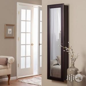 Standing Mirror With Storage Security Chef | Home Accessories for sale in Lagos Island (Eko), Lagos State, Nigeria