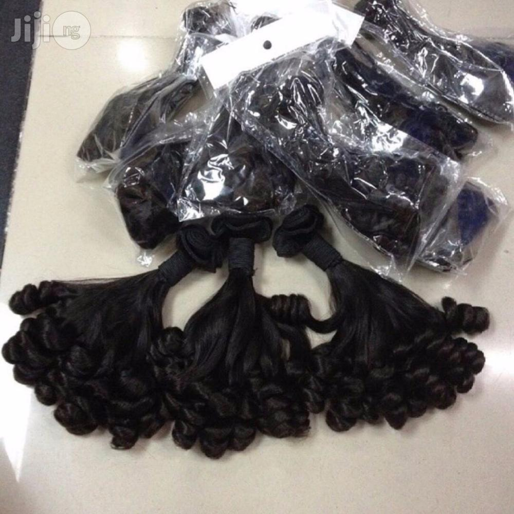Funmi Loose Curls Human Hair Extension   Health & Beauty Services for sale in Lagos State, Nigeria