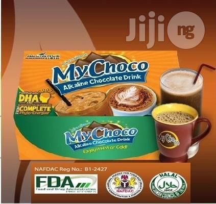 Archive: Mychoco Akaline Beverage