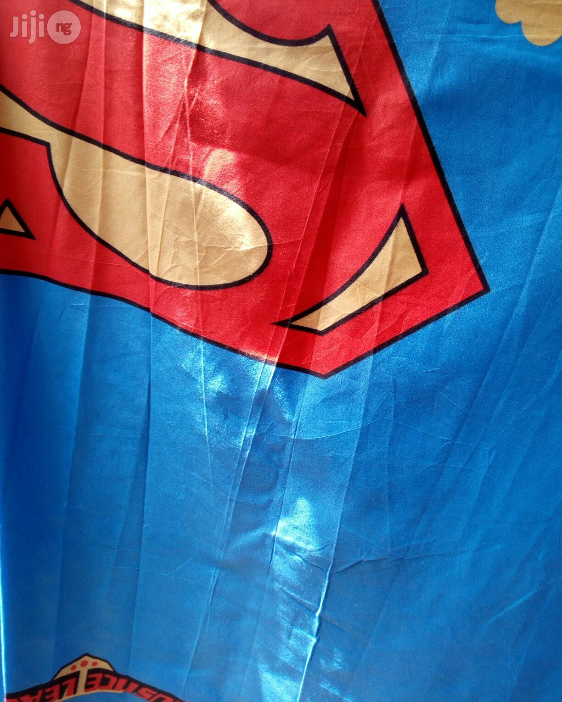 Archive: Superman Cartoon Character Bedsheets