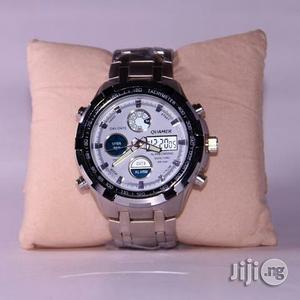 Quamer, Day/Date, Analog/Digital Chain Watch | Watches for sale in Lagos State, Lagos Island (Eko)