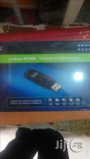Linksys Wireless Usb Adapter | Networking Products for sale in Lagos State, Ikeja