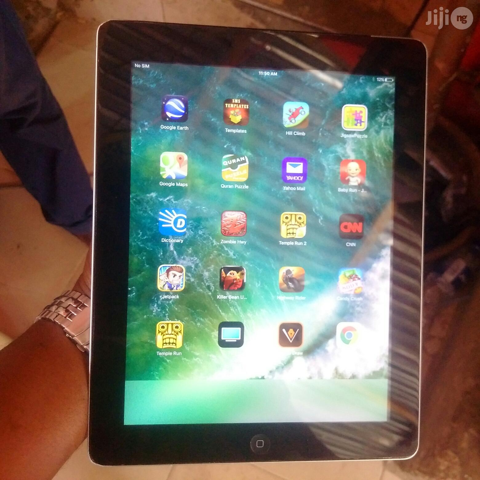 Apple iPad 4 Wi-Fi Cellular 16 GB