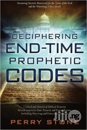 Deciphering End-time Prophetic Codes By Perry Stone | Books & Games for sale in Lagos State, Ikeja