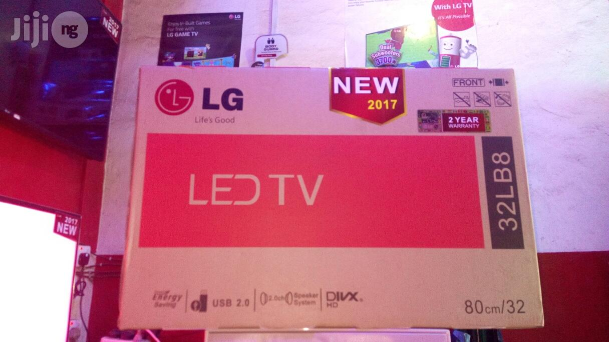 "Brand New LG 32"" LED Full HD Television HDMI 2years Warranty"
