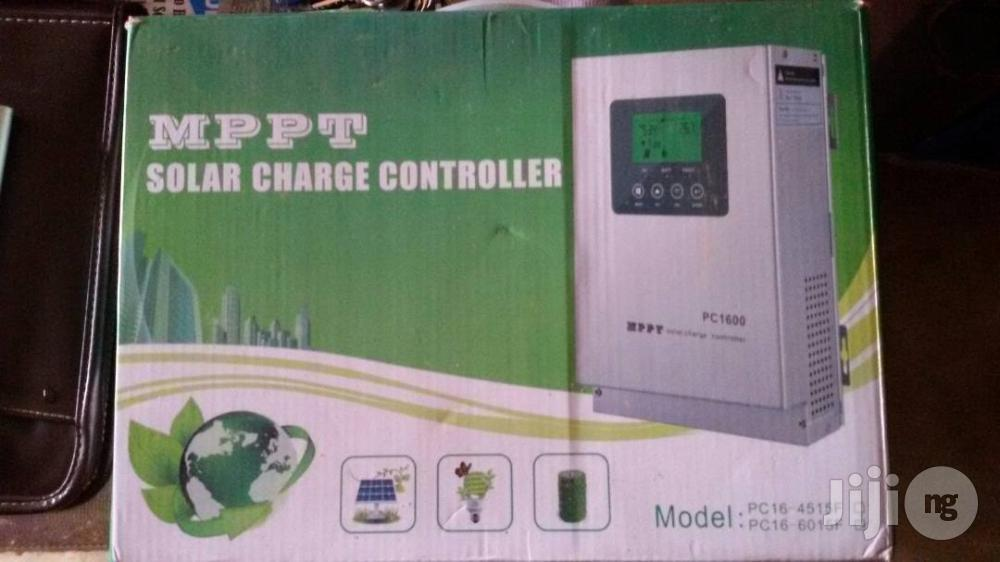 60A 12/24/48v MPPT Solar Charge Controller With Free Delivery