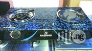 2burner Rashnik Gas Cooker With 2years Warranty And Safe Delivery | Kitchen Appliances for sale in Lagos State, Ojo