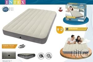 Intex Dura-beam Standard Series Deluxe Single-high Airbed | Furniture for sale in Lagos State