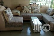 Set of Fabric Sofa Chair L Shape   Furniture for sale in Lagos State, Ojo