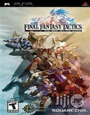 New Final Fantasy Tactics: The War Of The Lions - Sony PSP | Video Games for sale in Lagos State