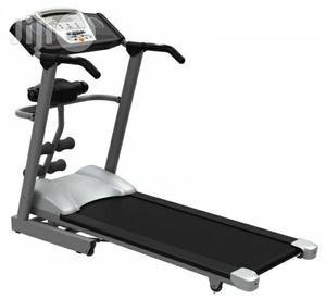 New American Fitness 2hp Treadmill With Massager   Massagers for sale in Rivers State, Port-Harcourt