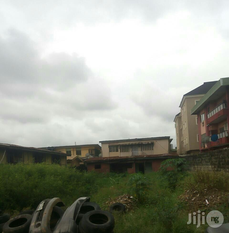 Half Plot of Land at Surulere 10m | Land & Plots For Sale for sale in Surulere, Lagos State, Nigeria