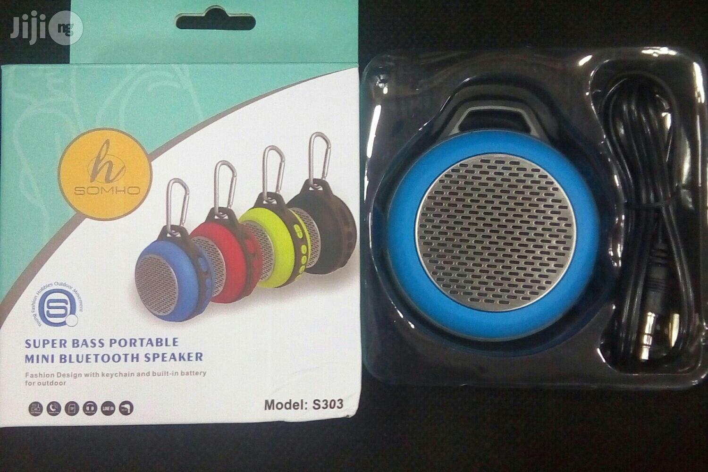 Somho Bluetooth Speaker S303