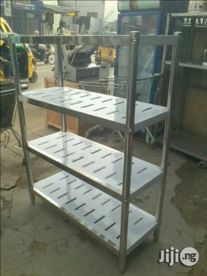 5 Fit Perforated Rack | Store Equipment for sale in Lagos State, Ojo