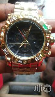 Festina Gold Wrist Watch | Watches for sale in Lagos State, Lagos Island