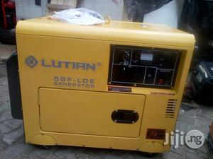 Lutian 7.5kva Soundproof 2yrs Warranty | Electrical Equipment for sale in Lagos State, Ojo