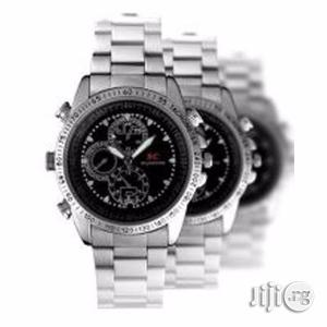 HD Camera Spy Watch - 8GB   Security & Surveillance for sale in Lagos State, Ikeja