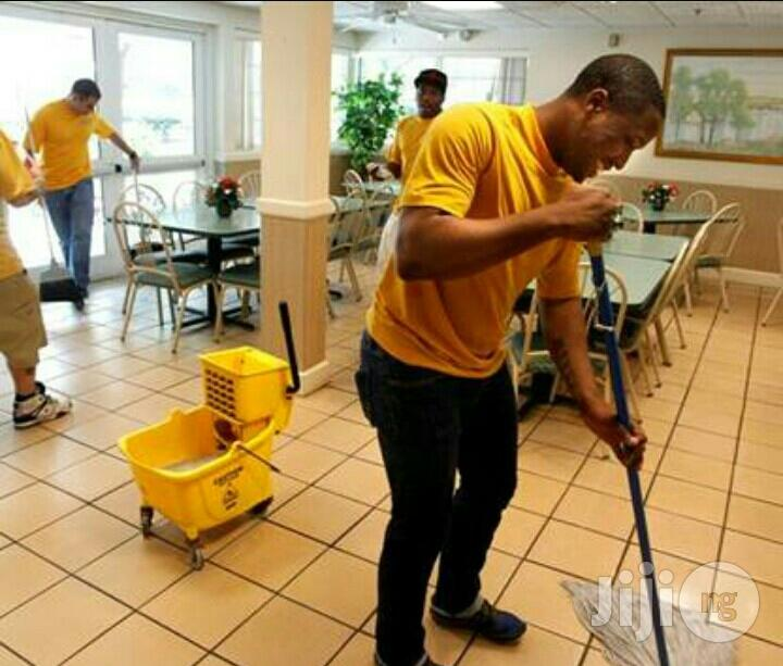 Cleaning Fumigation/Tiles Polishing | Cleaning Services for sale in Lagos State, Nigeria
