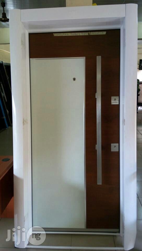 Archive: Turkey Special Steel Security Door