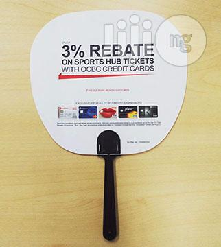 Hand Fans-perfect New Advertizing Tool
