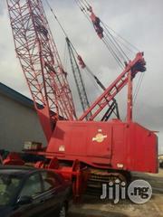 250T Manitowoc Crawler Crane For Hire | Building & Trades Services for sale in Delta State, Warri