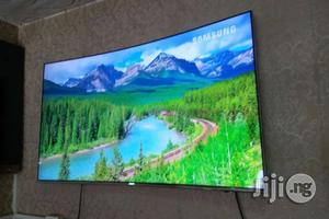 Samsung SUHD Smart Curved TV 55 Inches | TV & DVD Equipment for sale in Lagos State, Ojo
