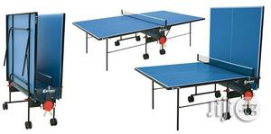 Brand New German Outdoor Aluminium Table Tennis Board   Sports Equipment for sale in Rivers State, Port-Harcourt