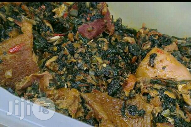 Vegetable Soup (Okro Bowl) | Meals & Drinks for sale in Oshodi, Lagos State, Nigeria