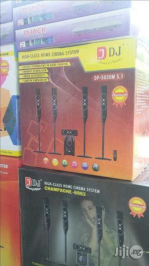 Brand New Djack Home Theater With 2 Years Warranty | Audio & Music Equipment for sale in Lagos State, Ojo