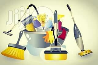 Cleaning Fumigation And Tiles Polishing | Cleaning Services for sale in Lekki, Lagos State, Nigeria